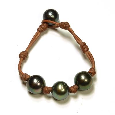 wendy mignot bora bora three pearl tahitian bracelet